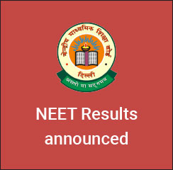 NEET 2017: Results announced on June 23