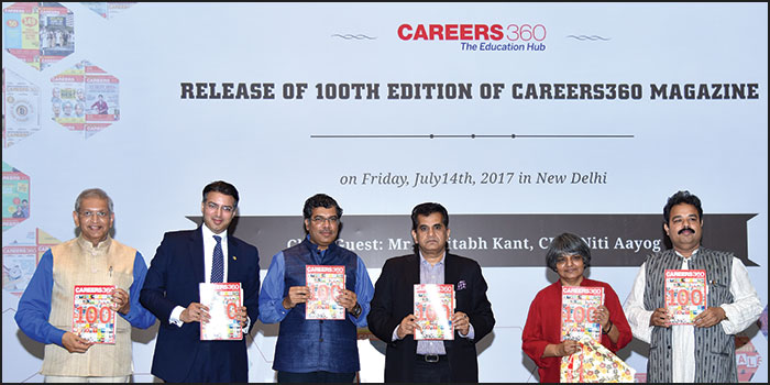 Careers360 Centennial Launch: NITI Aayog pushes for India's over-regulated higher education reforms