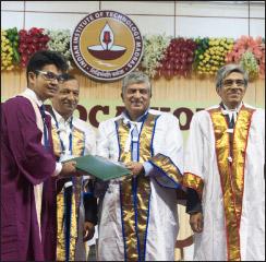 IIT Madras celebrates 54th convocation