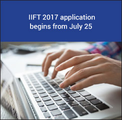 IIFT 2017: Application process begins on July 25; Test on November 26