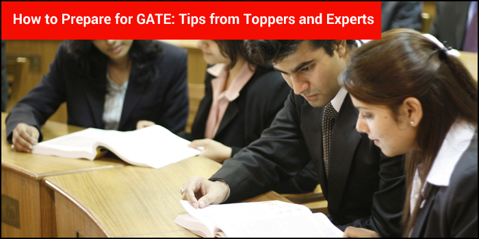 GATE 2018 Preparation Tips from Toppers and Experts
