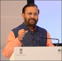 No illiterate in India in next 5 years, says Prakash Javadekar