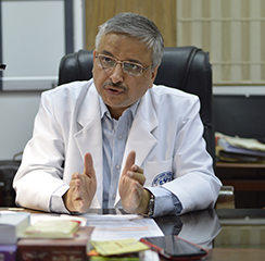 It's time to introspect, be patient-friendly, says Dr. Randeep Guleria, AIIMS Director