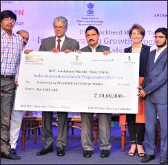 UPES students win University Challenge of IIGP 2.0
