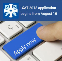 XAT 2018: Application process begins on Aug 16; Online test on Jan 7