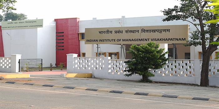 IIM Visakhapatnam Admission Criteria 2019-21