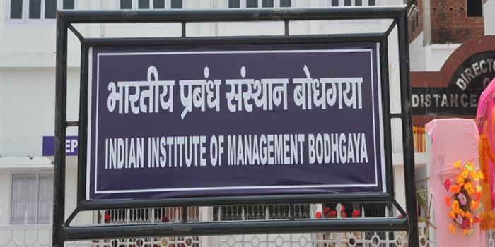 IIM Bodh Gaya Admission Criteria 2019-21: CAT gets maximum 40 percent weightage in the Final Merit List