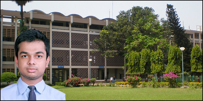 Campus Life at IIT Bombay: Experience it with Mohak Goyal