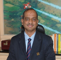 Tremendous opportunities in aerospace Engineering, says V. M. Chamola, Director (HR), Hindustan Aeronautics Limited