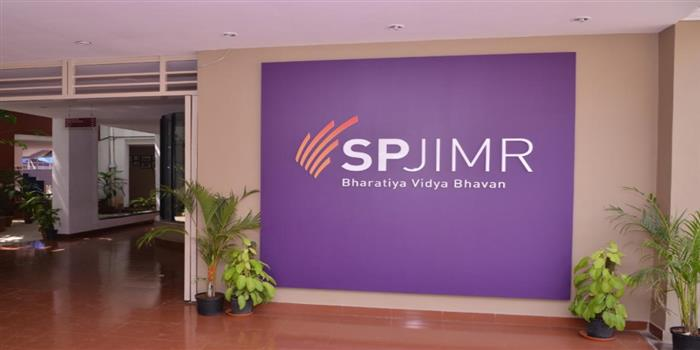SPJIMR Mumbai announces PGDM admission 2018