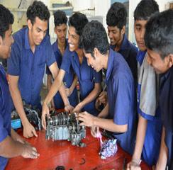 Auto biggies imparting skills for employment