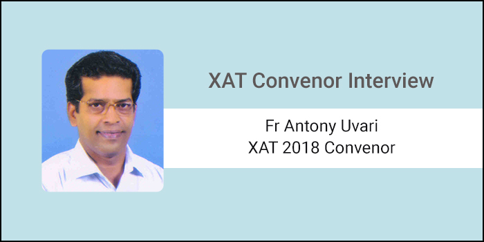 Despite change in test mode, XAT to be conducted in single seating, says XAT 2018 Convenor Fr Antony Uvari