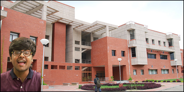 Campus Life at IIT Kanpur: Experience it with Vinamra Rai