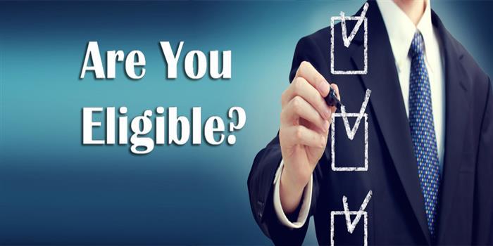 SEED Eligibility Criteria 2019