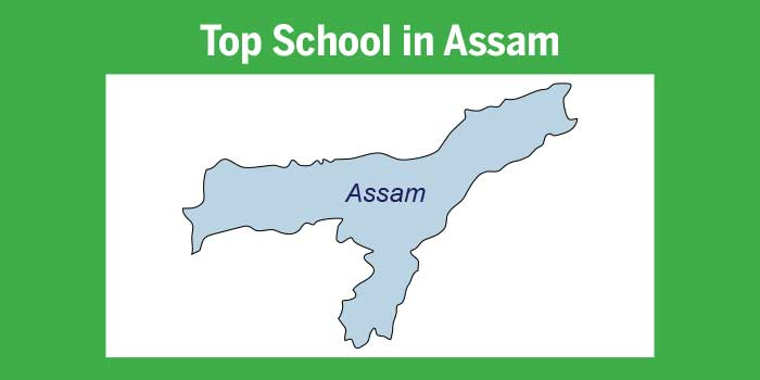 Top schools in Assam 2017