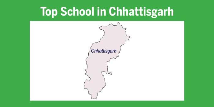 Top schools in Chhattisgarh 2017