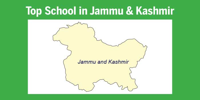 Top schools in Jammu & Kashmir 2017