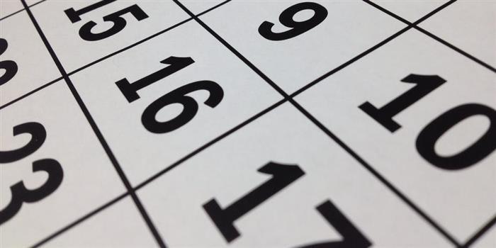 CG PET Important Dates 2018