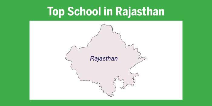 Top schools in Rajasthan 2017