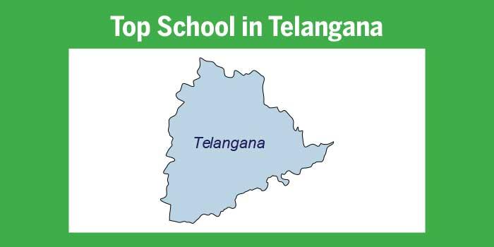 Top schools in Telangana 2017