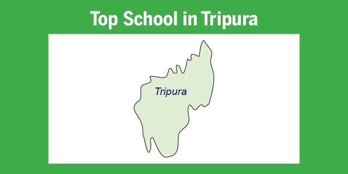 Top schools in Tripura 2017