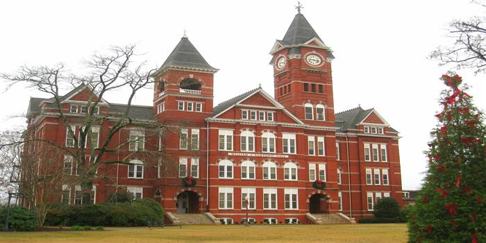 Auburn University, USA Admissions 2018 - Apply here