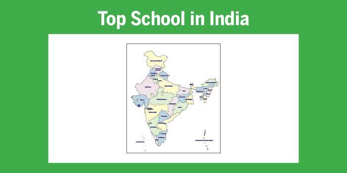 Top Schools in India 2017