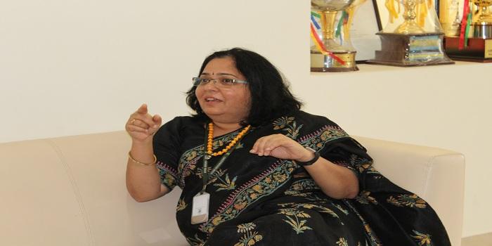 'IB Curriculum is revamped every 7 years and is very pragmatic,' says Kavita Sinha, Vice Principal of Greenwood High, Bangalore