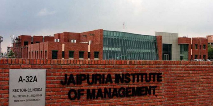 Jaipuria Institute of Management, Noida starts PGDM admission 2018