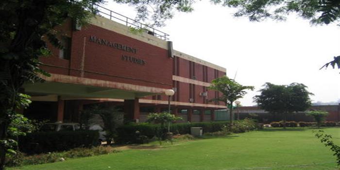 FMS Delhi Summer Placement Report 2017-19: Marketing domain makes 41 percent offers