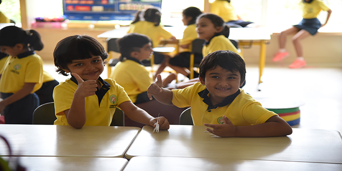 India's Best School: Jain International Residential School nurtures creativity
