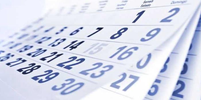 ATMA Important Dates 2018