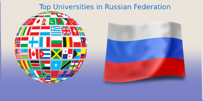 Top Universities in Russia 2018