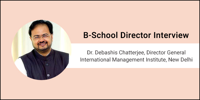 Experience, knowledge and practical learning play key role in leadership: Dr. Debashis Chatterjee, Director General, IMI New Delhi