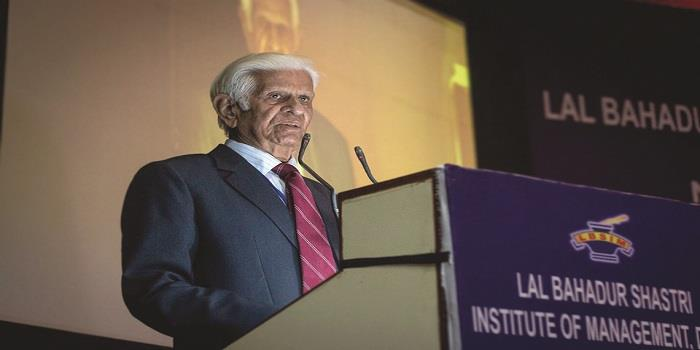 'Accredited B-schools looked upon with great respect,' says Dr. G L Sharma, Officiating Director, LBSIM
