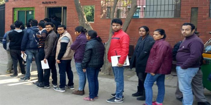 XAT 2018 faces technical glitches, exam cancelled at Gurugram, Kolkata and Pune centres