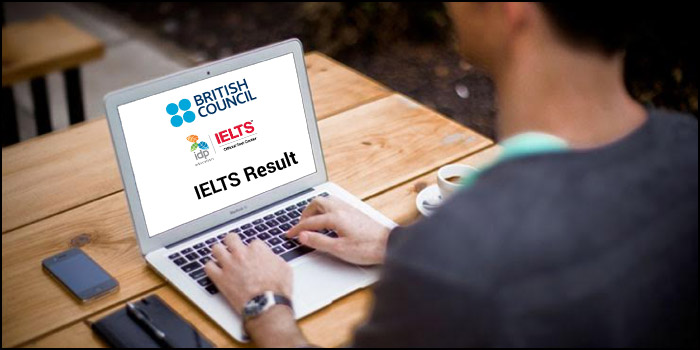 IELTS Test Result 2019