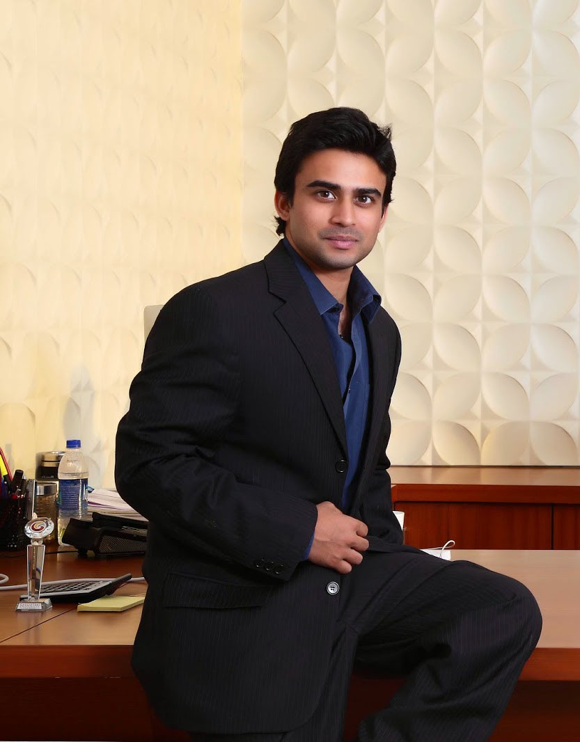 My dream is to give access to quality and affordable education to all- says Dhruv Galgotia, CEO, Galgotia's University