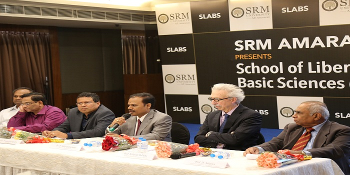 SRM University launches School of Liberal Arts and Basic Sciences