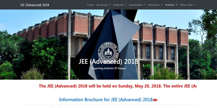IIT Kanpur releases JEE Advanced brochure; application and other dates announced