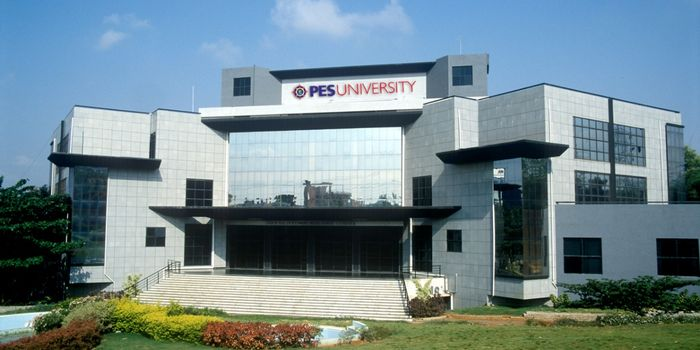 PES University Bangalore Campus Virtual Tour