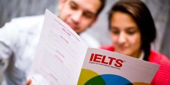 IELTS Application Form 2019
