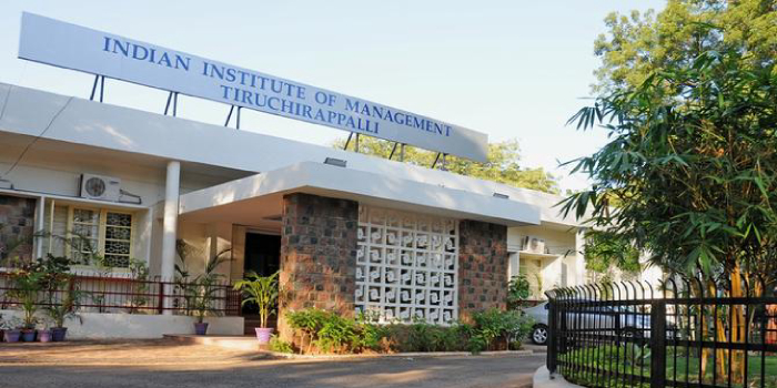 IIM Trichy Admission Criteria 2018: CAT Score gets same weightage as Last year in the Final Merit List