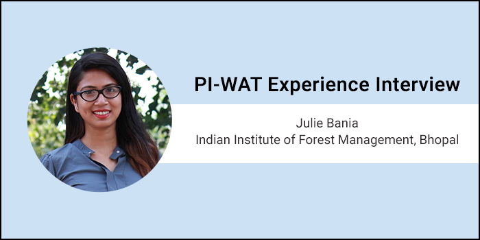 How to crack PI-WAT: Major part of the interview consisted on flora and fauna, says Julie Bania of IIFM Bhopal