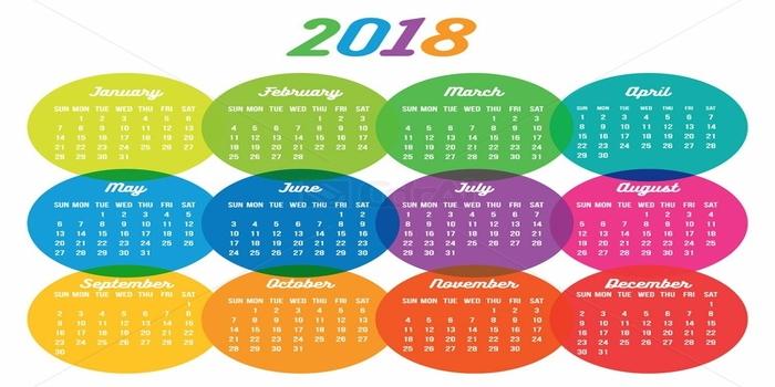PU BA LLB Important Dates 2018