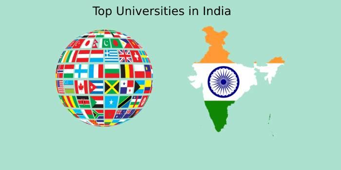 Top Indian Universities 2018