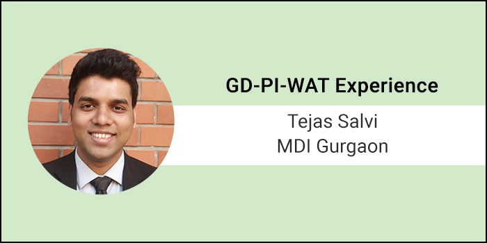 """How to crack GD-PI-WAT: I made it a point to practice writing at least 4-5 essays a week"""", says Tejas Salvi of MDI Gurgaon"""