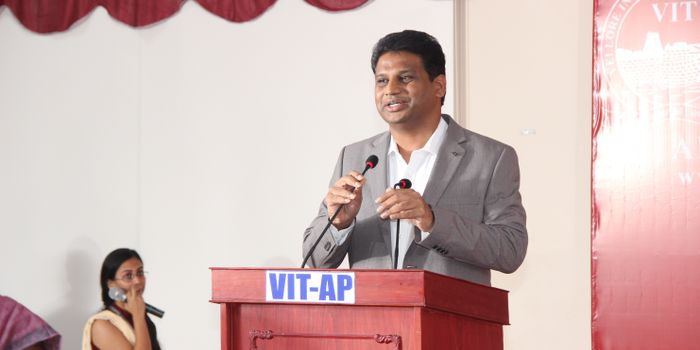Application Oriented Academics and Unique Teaching-Learning Process is the VIT-AP's Forte - Dr. Sekar Viswanathan, Vice President, VIT University