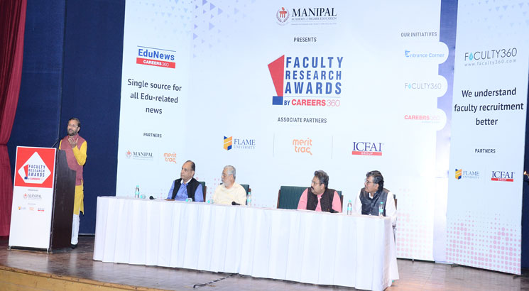 Faculty Research Awards 2018: Union HRD Minister Prakash Javadekar honours top authors across 24 disciplines
