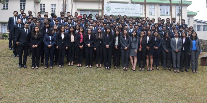 IIM Shillong Final Placement Report 2018 - Median salary increases by 14 percent